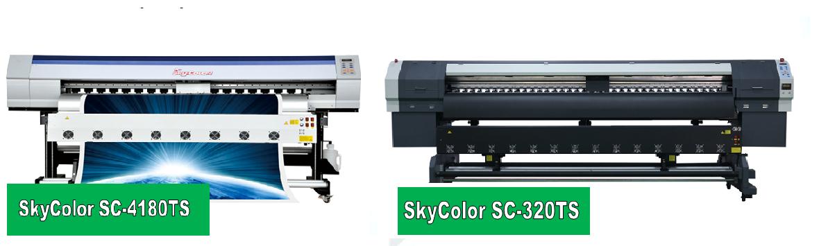 máy in Decal Skycolor